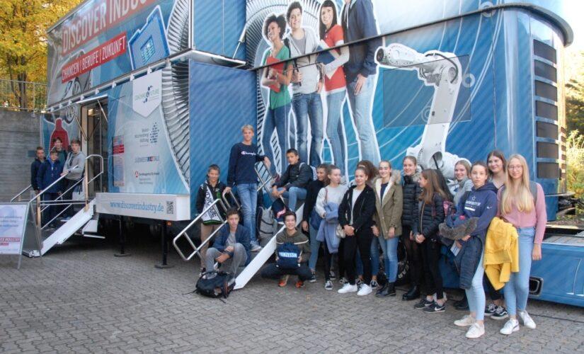 Berufsorientierung 4.0: expedition d zeigt Jugendlichen in Leonberg Berufe der Zukunft digital