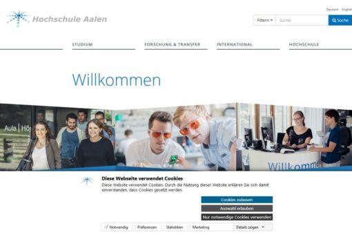 Digitales Zukunftswissen für MitarbeiterInnen im Mittelstand am Graduate Campus Hochschule Aalen