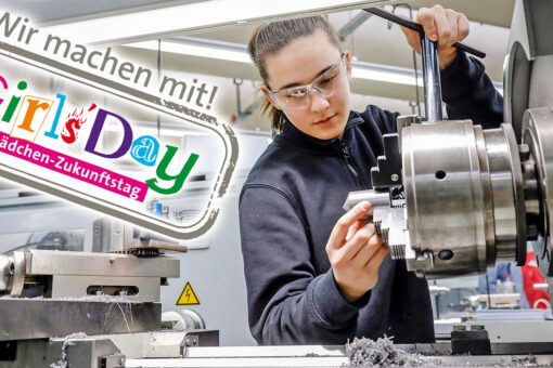 Girls' Day bei Kittelberger