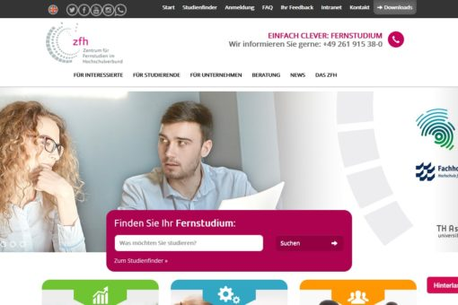 Deutscher Weiterbildungstag – zfh macht mit