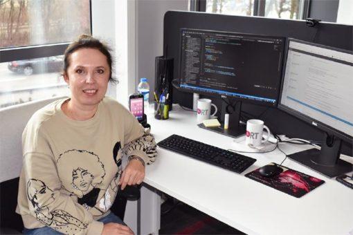 """""""Softwareentwickler ist kein reiner Männerberuf!"""""""
