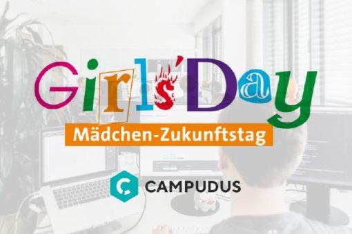 Girl Power bei Campudus! #girlsdaydigital gibt spannende Einblicke in IT-Berufe