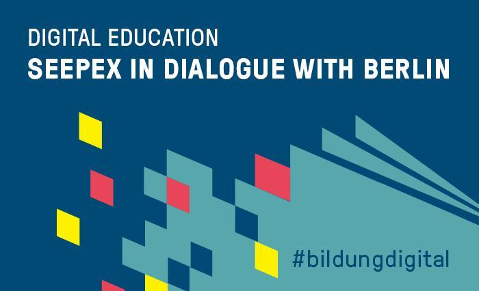 Am Ball bleiben für Bildung in der digitalen Welt: Bottrop im Dialog mit Berlin