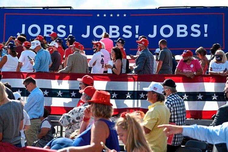 US-Arbeitsmarkt erholt sich