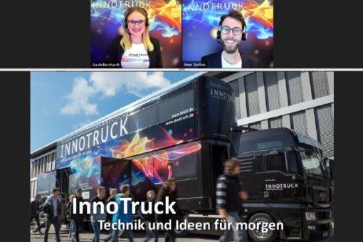 Digitale Bildung an der IGS Schaumburg – InnoTruck kommt virtuell