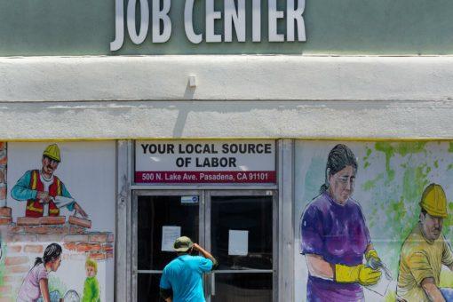 Arbeitsmarkt in den USA gerät ins stocken