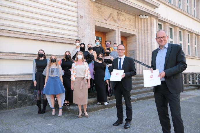 Digitalpakt: Anna-Siemsen-Schule erhält 940.000 Euro Fördermittel