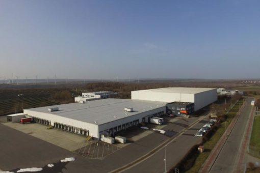 Neues Logistikzentrum: 18.000 m² für Logistikdienstleistungen und Kontraktlogistik