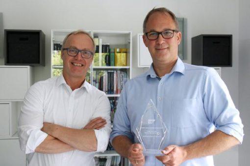 """CONET ist zum dritten Mal in Folge SAP """"Partner des Jahres Public Services"""""""