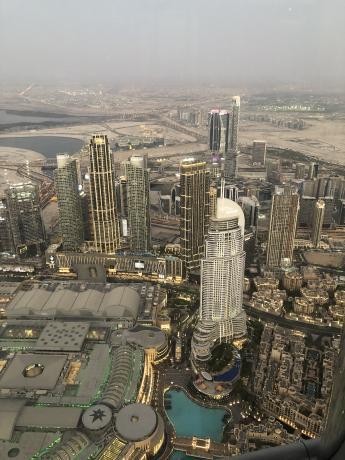 Osmium in Dubai- das letzte Edelmetall in der Wüste