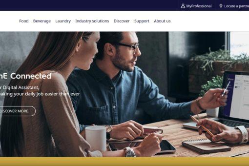 """Electrolux Professional """"ON TOUR"""": myPRO-Lösungen steuern Großhändler an"""